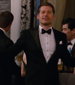 Made to Measure Tuxedo by Tom Ford in The Other Woman