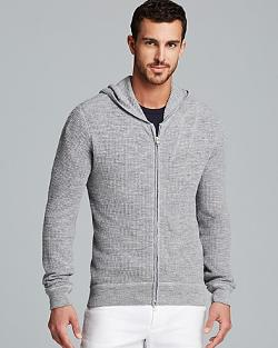 Thermal Hoodie by Michael Kors in New Year's Eve