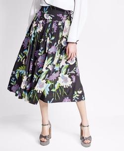 Printed Silk Skirt by Diane Von Furstenberg in The Good Place