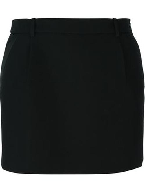 Classic Mini Skirt by Saint Laurent in Scream Queens - Season 1 Episode 3