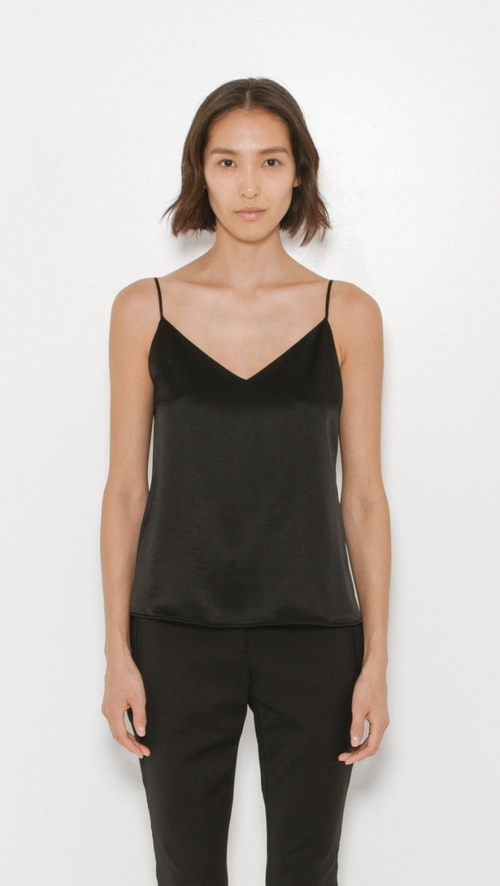 Jane Spaghetti Strap Tank Top by L'Agence in Empire - Season 2 Episode 10