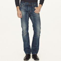 Straight-Fit Prospector Jeans by Ralph Lauren in John Wick