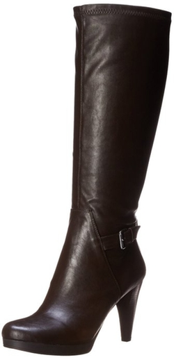 Navita Knee-High Boots by Nine West in Krampus