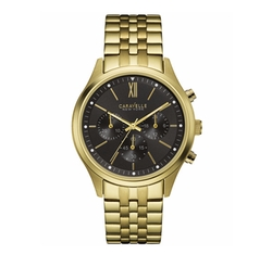 Chronograph Bracelet Watch by Caravelle New York by Bulova in Roadies