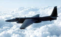 U-2 Aircraft by Lockheed Martin in Bridge of Spies