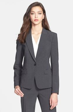 'Gabe B.' Stretch Wool Blazer by Theory in New Year's Eve