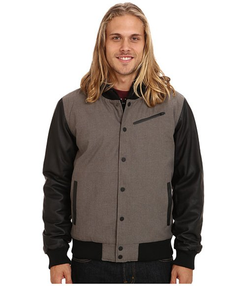 All City Biker Jacket by Hurley in Begin Again