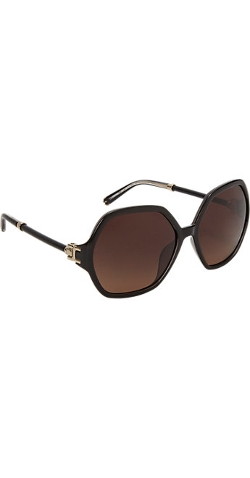 "Hexagonal Frame ""Marcie"" Sunglasses by Chloé in The Transporter: Refueled"