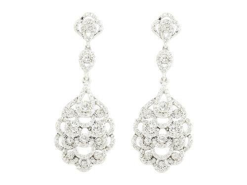 Eiffel Earrings by Nina in New Year's Eve