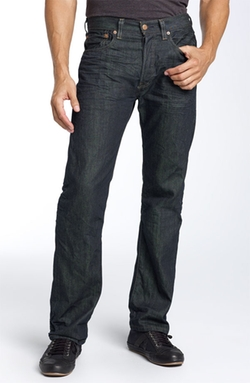Red Tab Straight Leg Jeans by Levi's in Straight Outta Compton