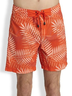 Palm Board Shorts by Victorinox Swiss Army in Love & Mercy