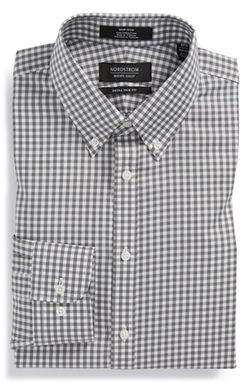 Check Dress Shirt by Nordstrom in Jane Got A Gun