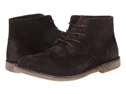 Corbin Mid Suede Shoes by Lugz in The Walk