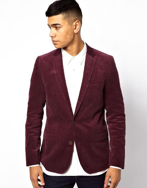 Minimum Blazer by MINIMUM CLOTHING in Jersey Boys