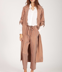 Trench Robe by Raquel Allegra in Keeping Up With The Kardashians