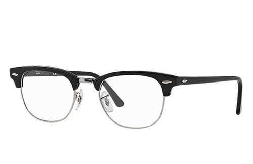 Clubmaster Optics Eyeglasses by Ray-Ban in Batman v Superman: Dawn of Justice