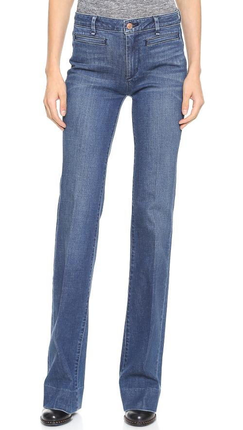 San Francisco Crease Jeans by Marc by Marc Jacobs in Laggies