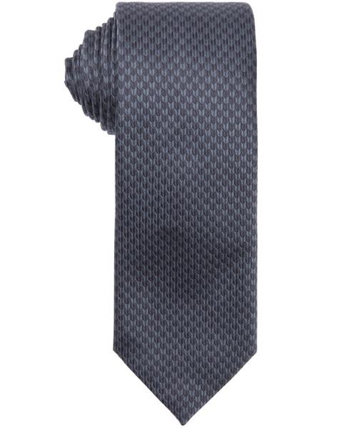 Wingtip Print Silk Tie by Brioni in The Man from U.N.C.L.E.