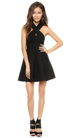 Maverick Mini Dress by AQ/AQ in The Other Woman