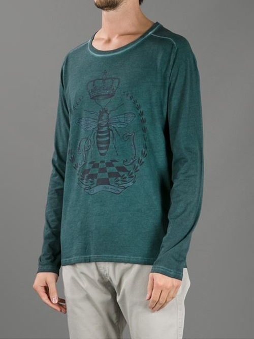 Napoleon Sweater by Paul & Joe in American Ultra