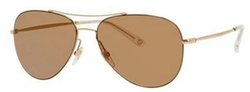 Aviator Sunglasses by Gucci in Vinyl