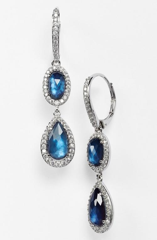 Drop Earrings by Nadri in No Strings Attached