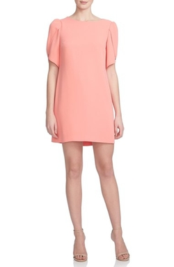 Sunday Crepe Shift Dress by Cynthia Steffe  in New Girl