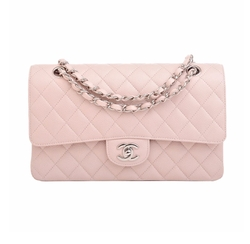 Quilted Caviar Classic 2.55 Bag by Chanel in Keeping Up With The Kardashians