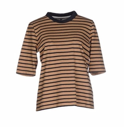 Stripe T-Shirt by Woodwood in Casual