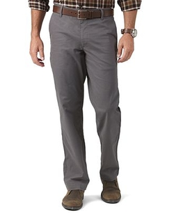 D2 Straight Fit Pacific On-The-Go Khaki Pants by Dockers in She's Funny That Way