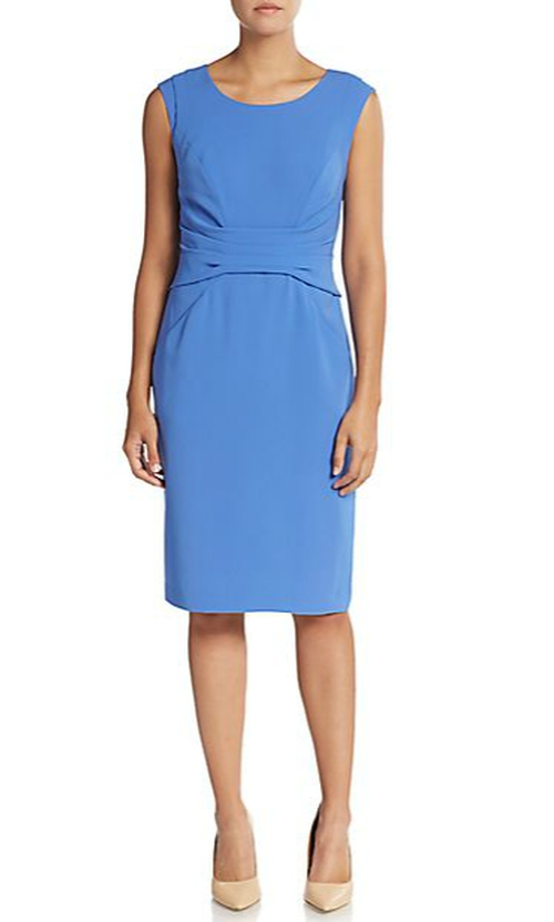 Lunaire Sheath Dress by Lafayette 148 New York in Ashby