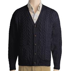 Cardigan Sweater by Peregrine by J.G. Glover in This Is Where I Leave You