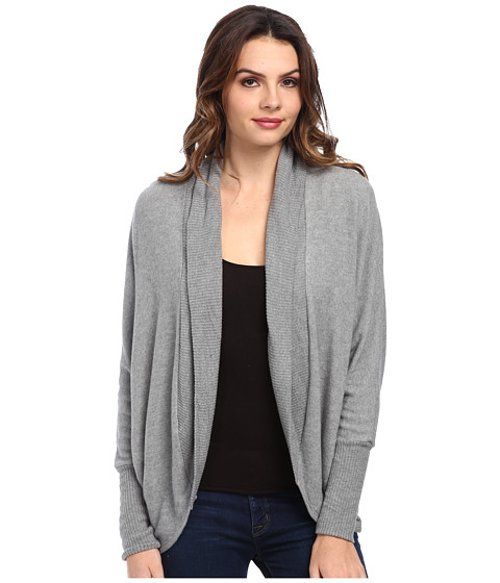Cocoon Wrap Open Cardigan by Three Dots in The Loft