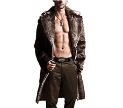 Faux-Fur Long Overcoat by Hochock in xXx: Return of Xander Cage