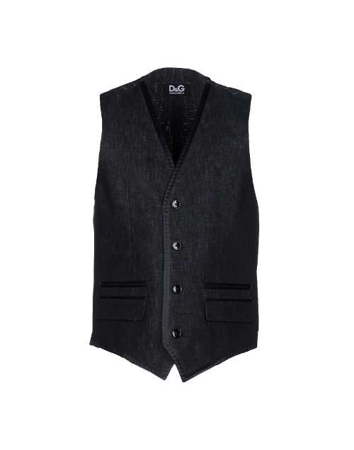 Denim Vest by D&G in The Best of Me