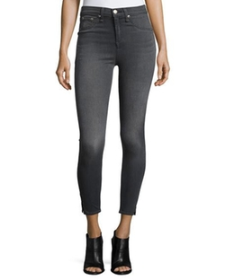 Capri Black Rock Jeans by Rag & Bone in Shadowhunters