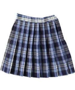 Ruby Pleated Skirt by Cookie's Brand in Southpaw