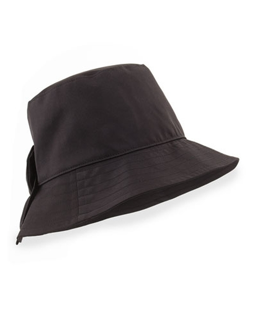 Bow-Back Bucket Hat by Kate Spade New York in Sex and the City