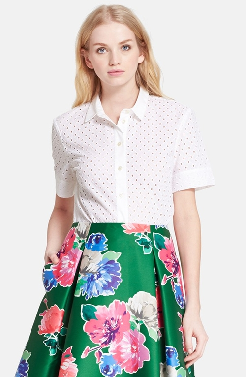 'Marissa' Shirt by Kate Spade New York in Clueless