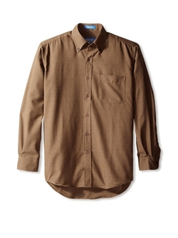 Long Sleeve Sir Pen Button Down Shirt by Pendleton in Master of None