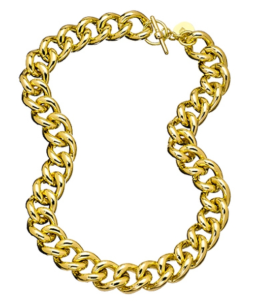 Classic Groumette Chain Necklace by 1AR By UnoAerre in Knock Knock