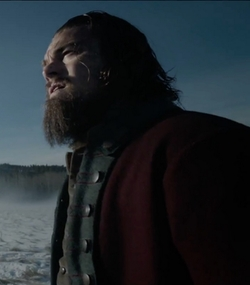 Custom Made 19th Century Coat by Jacqueline West (Costume Designer) in The Revenant