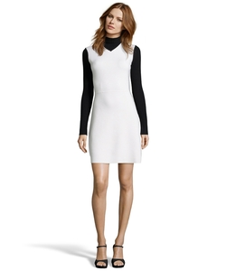 Myrelle Turtleneck Sweater Dress by Theory in The Good Wife