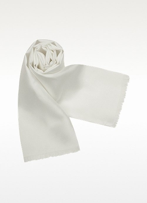 Solid Silk Scarf by Forzieri in Sex and the City 2