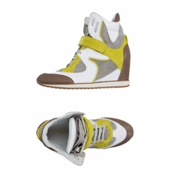 High-Top Sneakers by Elena Iachi in Power Rangers