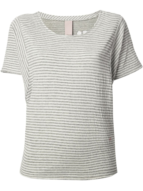 Striped T-Shirt by +People in The Gift