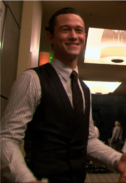 Custom Made Waistcoat by Jeffrey Kurland (Costume Designer) and Dennis Kim (Tailor) in Inception