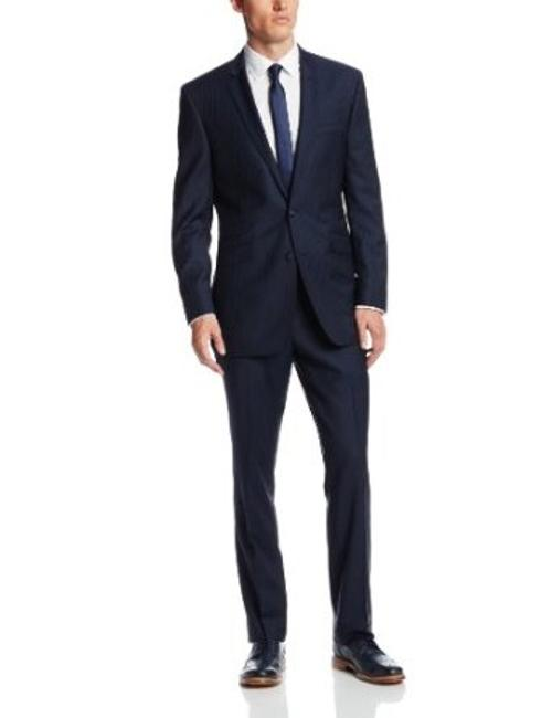 Men's Blue Suit by Ben Sherman in The Fault In Our Stars