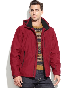 Fleece-Lined Performance Parka Jacket by Hawke & Co. Outfitter in Adult Beginners