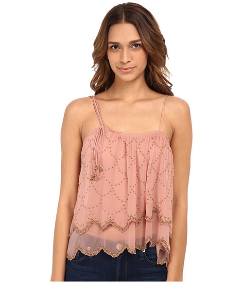 Fairy Dust Top by Free People in Modern Family - Season 7 Episode 1